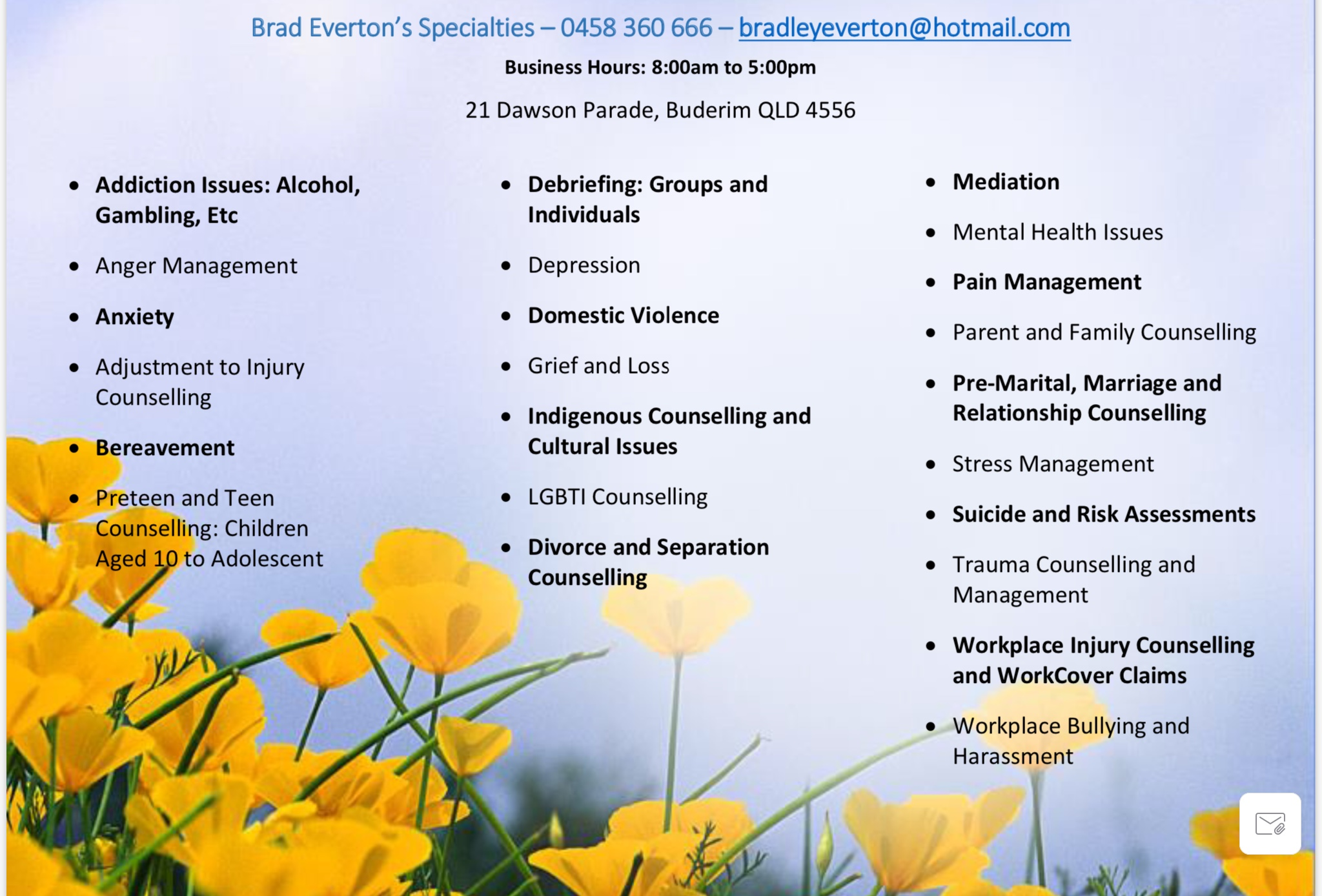 Brad_Everton_Sunshine_Coast_Expert_Psychologist_Specialties