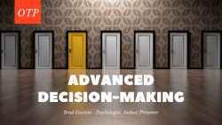 the essential life skill for decision making process