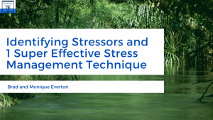 Burnout symptoms and stress relief strategies
